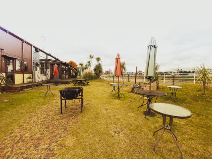 LAULAU BBQプラン ガーデン